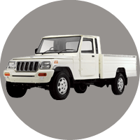 Rent Mahindra Bolero Pickup